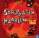 Stripdagen Haarlem 5/6 - 06 2004 festivalmagazine