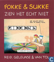 Comics - Fokke & Sukke - Fokke & Sukke zien het echt niet