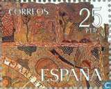 Postage Stamps - Spain [ESP] - Tapestry