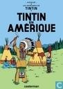 Bandes dessinées - Tintin - Tintin en Amérique