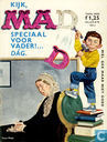 Comic Books - Mad - Vol.1 (magazine) (Dutch) - Nummer  6
