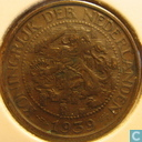 Coins - the Netherlands - Netherlands 1 cent 1939