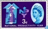 Postage Stamps - Great Britain [GBR] - National Productivity Year