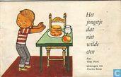 Het jongetje dat niet wilde eten