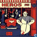 Dix ans d'expositions à la librairie Super Héros