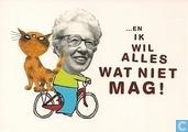 """B004537 - Annie M.G. Schmidtdag 2002 """"...En Ik Wil Alles Wat Niet Mag!"""""""