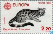 Postage Stamps - France [FRA] - Europe – Nature conservation
