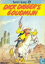 Comic Books - Lucky Luke - Dick Digger's goudmijn