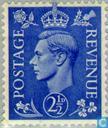 Postage Stamps - Great Britain [GBR] - King George VI