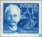 Postzegels - Zweden [SWE] - Nobelprijswinnaar 1919