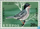 Postage Stamps - Cyprus [CYP] - Native birds