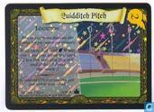 Trading cards - Harry Potter 4) Adventures at Hogwarts - Quidditch Pitch