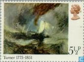 Postage Stamps - Great Britain [GBR] - Turner, MW