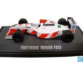 Footwork FA13 - Mugen Honda