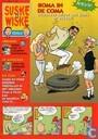 Bandes dessinées - Suske en Wiske weekblad (tijdschrift) - 2002 nummer  4