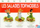 Divers - Quick - Les salades des top' models
