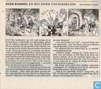 Comics - Bommel und Tom Pfiffig - Heer Bommel en het einde van eindeloos