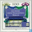 Timbres-poste - Berlin - Ven. drame populaire 1890-1990