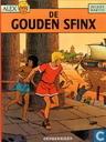 Comic Books - Alix - De gouden sfinx