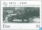 Postage Stamps - Ireland - 125 years U.P.U.