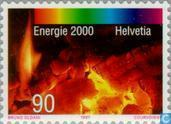 Postage Stamps - Switzerland [CHE] - Energy 2000