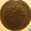 Coins - the Netherlands - Netherlands 1 cent 1930