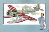 """Bandes dessinées - Kuifjesbon producten - Chromo's """"Vliegtuigen '39-'45"""" 3"""