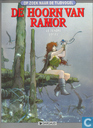 Strips - Op zoek naar de tijdvogel - De hoorn van Ramor