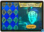 Trading cards - Harry Potter 3) Diagon Alley - Professor Quirinus Quirrell