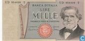 Italië 1000 Lire