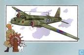 """Bandes dessinées - Kuifjesbon producten - Chromo's """"Vliegtuigen '39-'45"""" 4"""