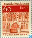 Timbres-poste - Berlin - allemand de la construction Grand Format