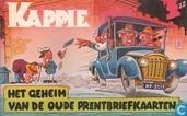 Bandes dessinées - Cappi - Het geheim van de oude prentbriefkaarten
