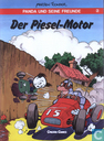 Comic Books - Panda - Der Piesel-Motor