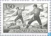 Postage Stamps - Finland - Vlassers