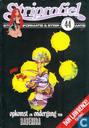 Bandes dessinées - Striprofiel (tijdschrift) - Striprofiel 44