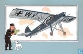 """Bandes dessinées - Kuifjesbon producten - Chromo's """"Vliegtuigen '39-'45"""" 7"""