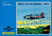 Comic Books - Spirou and Fantasio - Spirou bei den Pygmäen 1