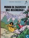 Comic Books - Modou de zigeunerin - Modou de zigeunerin vals beschuldigd!
