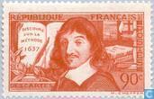 Postage Stamps - France [FRA] - Discours sur la méthode