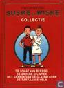 Comic Books - Willy and Wanda - De schat van Beersel + De groene splinter + Het geheim van de gladiatoren + De Tartaarse helm