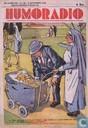 Bandes dessinées - Humoradio (tijdschrift) - Nummer  25