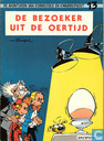 Comic Books - Spirou and Fantasio - De bezoeker uit de oertijd