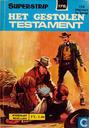 Comic Books - Gestolen testament, Het - Het gestolen testament
