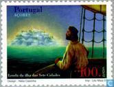 Postzegels - Azoren - Europa - Sagen en legenden