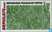 Postzegels - Frankrijk [FRA] - Arphila '75