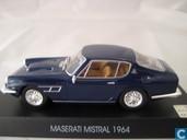 Modelauto's  - Grani & Partners - Maserati Mistral