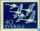 Postage Stamps - Sweden [SWE] - Blue 40