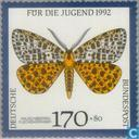 Postzegels - Duitsland, Bondsrepubliek [DEU] - Nachtvlinders