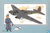 "Comic Books - Kuifjesbon producten - Chromo's ""Vliegtuigen '39-'45"" 11"